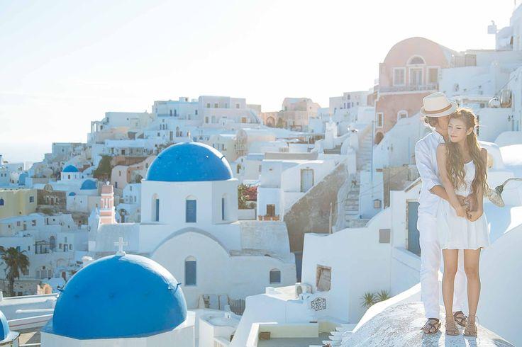 Sunrise   Cheesie's Pre-Wedding Photo Session in Santorini with Sunrise Greece