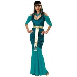 Egyptian Jewel Sexy Large 12 - 14 Ladies Costume