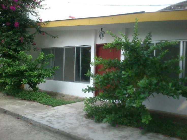http://corredor66.com | Casa en renta en Tabasco 2000 Villahermosa, tres recamaras, 2 baños, cochera, privada