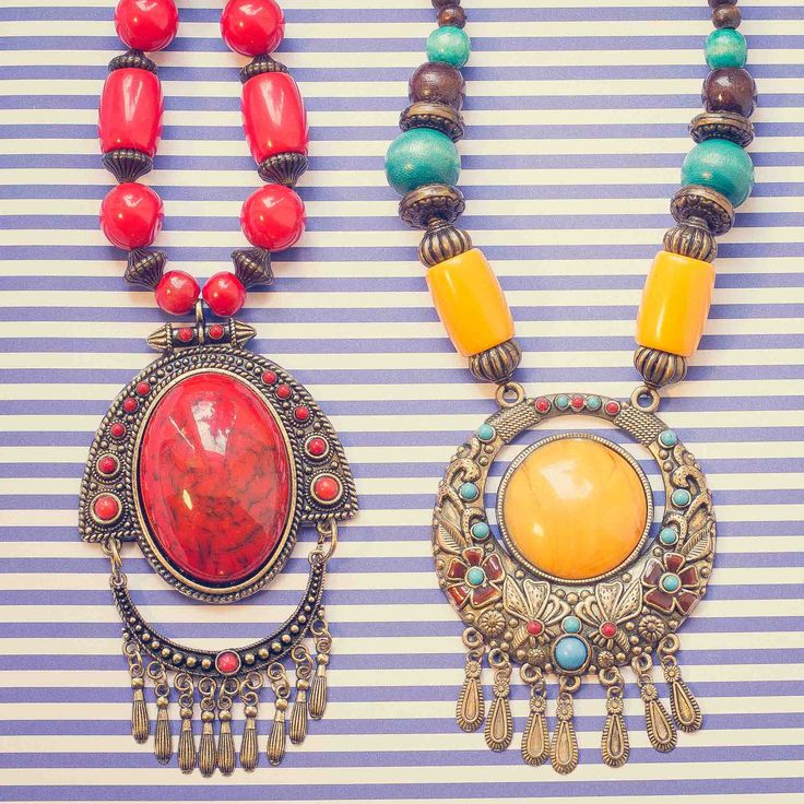 wAXAw - Necklaces, Morocco