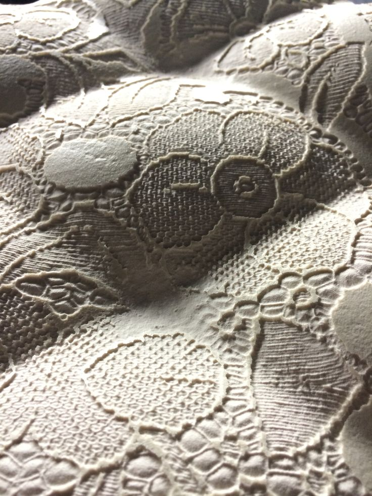 Detail .. Engraved Lace ..