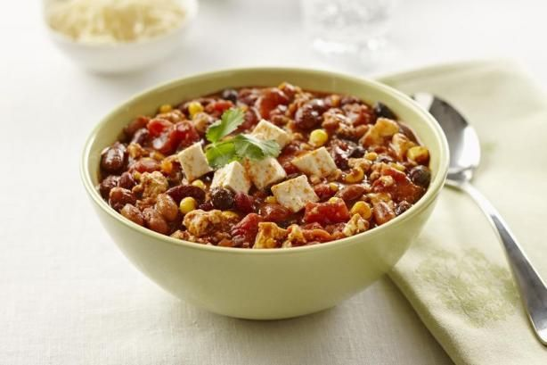 Easy Tofu Chili: A simple and satisfying, 30-minute chili [Sponsored by Wildwood]
