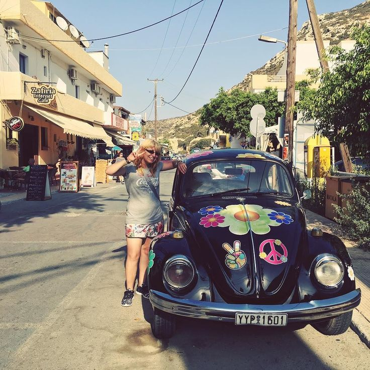 The Matala Beetle in Matala (obviously)! #FB #instatravel #traveldiary #travelgram #matala #igerscrete #igersgreece #creta #greciaperme #grecia2016 #ig_crete #ig_greece #ontheroad