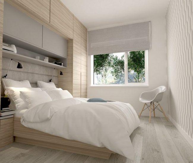 Die besten 25+ Minimalschlafzimmer Ideen auf Pinterest - schlafzimmer pflanzen