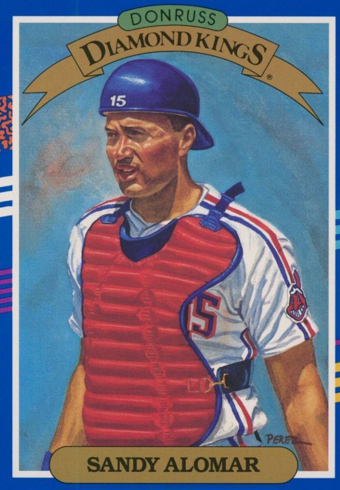 Pin By Luis Osorio Garcia On Donruss Diamond Kings Baseball Trading Cards Baseball Cards Baseball Players
