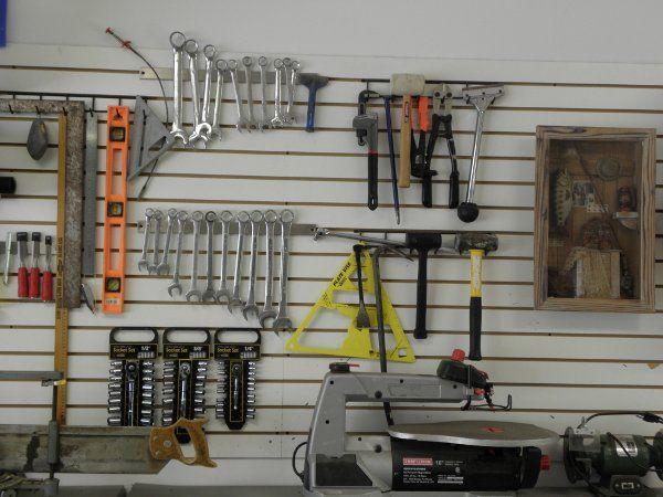 Magnetic Knife Racks For Tool Storage Organizing A Garage