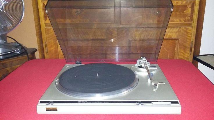 Technics Plattenspieler  SL-D 310