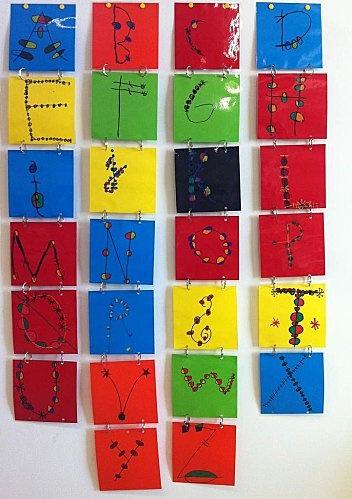 Lletres Miró