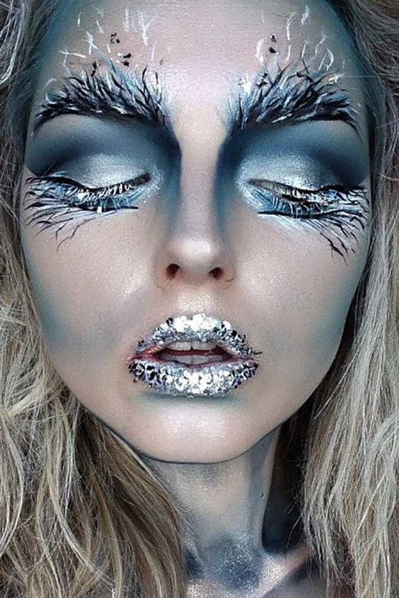 Pretty Halloween Makeup Ideas Youll Love ★ See m…