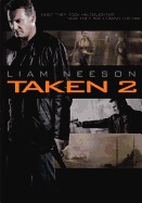 Taken 2. Liam Neeson returns as Bryan Mills, the retired CIA agent with a particular set of skills who stopped at nothing to save his daughter Kim from Albanian kidnappers. When the father of one of the kidnappers swears revenge, and takes Bryan and his wife hostage during their family vacation in Istanbul, Bryan enlists Kim to help them escape, and uses the same advanced level of special forces tactics to get his family to safety and systematically take out the kidnappers one by one.