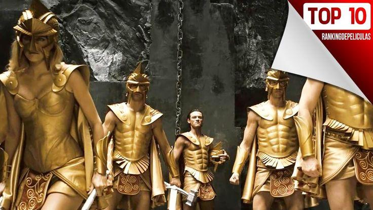 Las 10 Mejores Peliculas De Mitologia Griega Peliculas Mitologicas