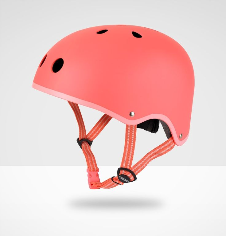 Micro Safety Helmet: Coral