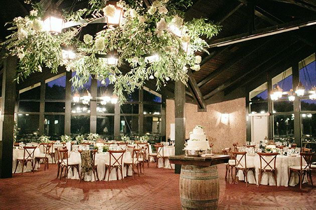 A Wisconsin Wedding at a Cozy Ski Lodge on Lake Geneva ...