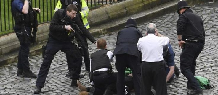 """March 23, 2017 -   The """"lone wolf"""" killer was identified by police to be a 52-year-old married father-of-three named Khalid Masood.  He was a former English teacher and a religious convert, according to Sky News. He reportedly is also known by a number of aliases and it is believed that Khalid Masood was not his birth name."""