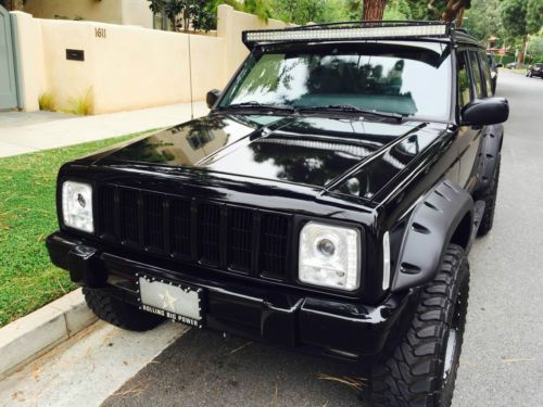 1998 Jeep Cherokee Limited Sport Utility 4-Door