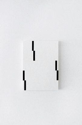 Shawn Stipling | Untitled #38, 2012 | emulsion on museum board