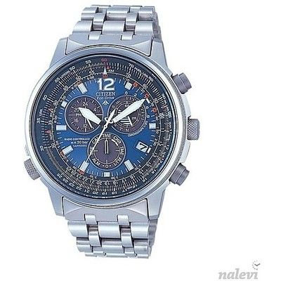 Citizen man chronograph watch Eco-Drive AS4050-51L - WeJewellery