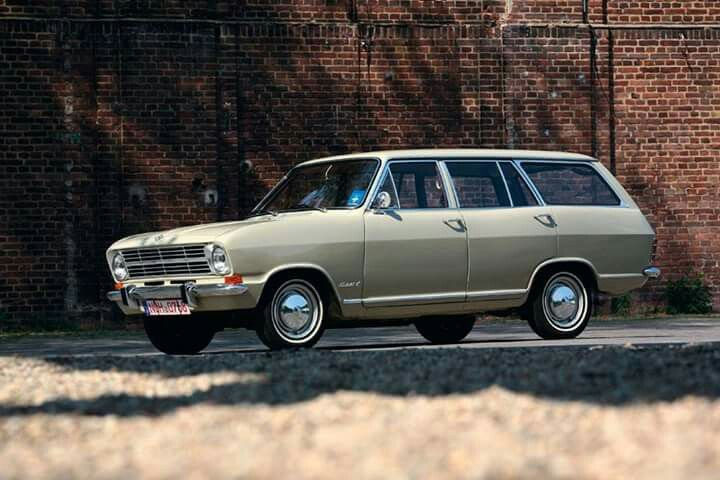 Opel Kadett B caravan 1968