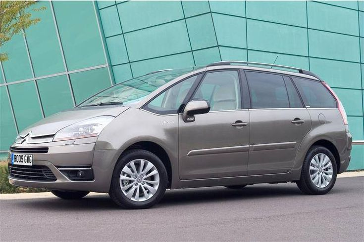 Citroen Grand C4 Picasso (2007 - 2013) used car review