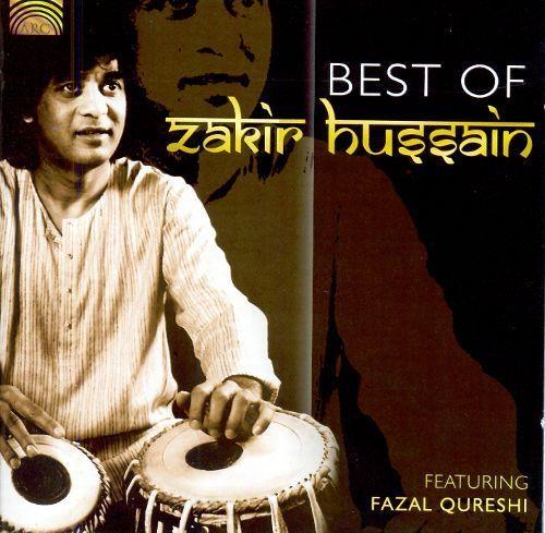 Best of Zakir Hussain [Arc] [CD]