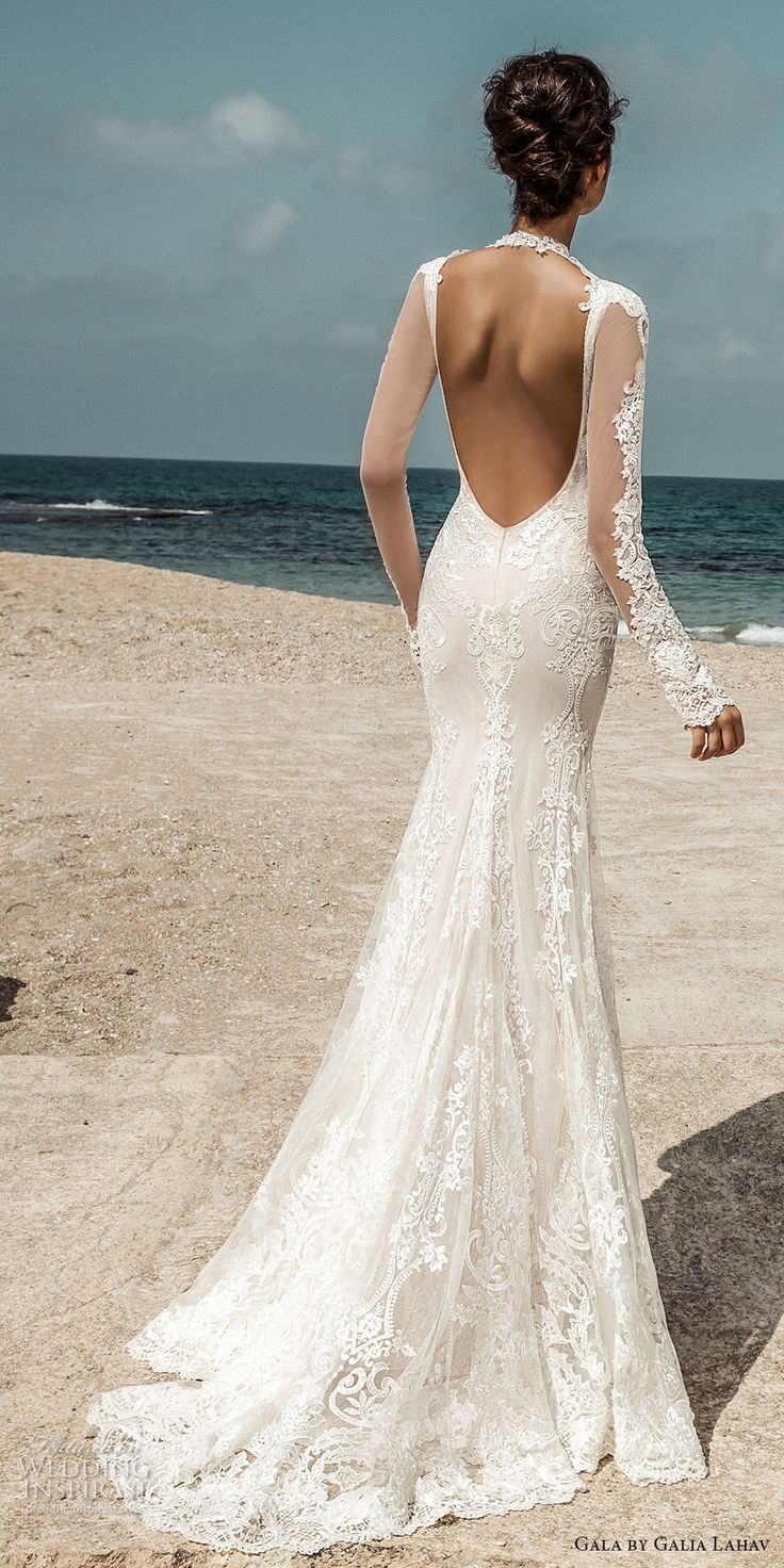 Low Back Wedding Dress Fit And Flare : Best ideas about mexican wedding dresses on