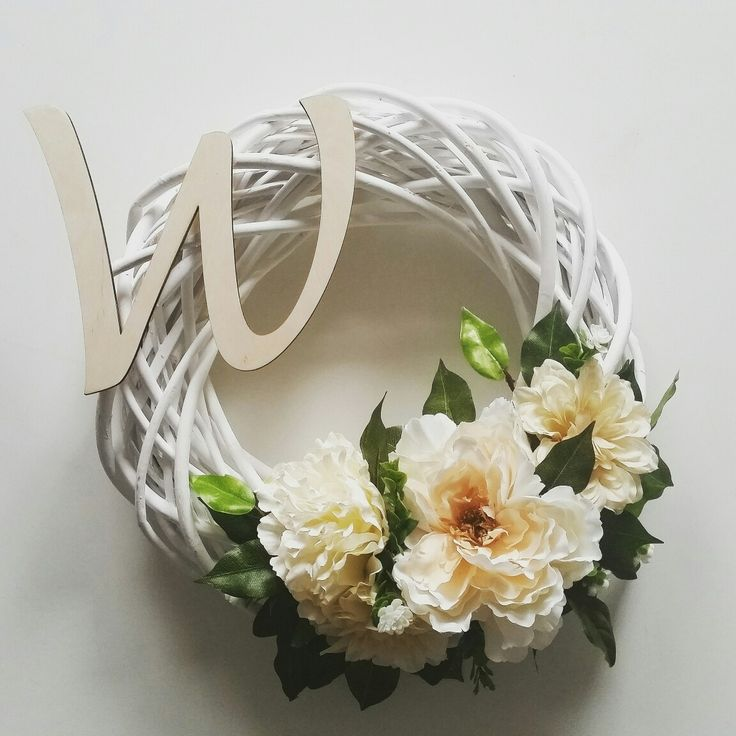 #wreath #wedding #gift
