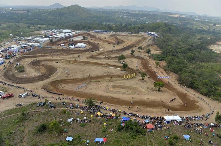 Si Racha - Thailand MXGP 2013 track