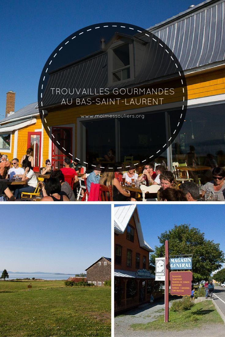 Est-il possible de faire une overdose de fruits de mer et de produits locaux? C'est une question légitime que je me suis posée vu la quantité astronomique de poissons et fruits de mer que j'ai ingérée dans la région du Bas-Saint-Laurent, entre autres bonnes choses. #voyage #roadtrip #food #foodie #gastronomie #produits #BasSaintLaurent #Québec #découverte #expériences #culinaires