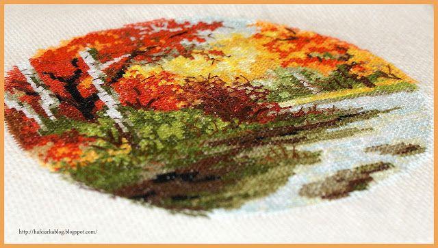 Hafciarka: Jesień i finisz 4 pór roku