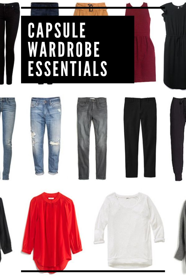 A Capsule Wardrobe Is One Of The Best Things That You Can