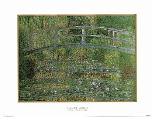 Claude Monet the Water Lily Pond Japanese Bridge Impressi... https://www.amazon.com/dp/B01BGOS0SW/ref=cm_sw_r_pi_dp_x_AEG7xbQMKQ1MP