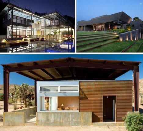 Sustainable Green Homes stylish and sustainable: 8 modern eco-friendly homes | weburbanist
