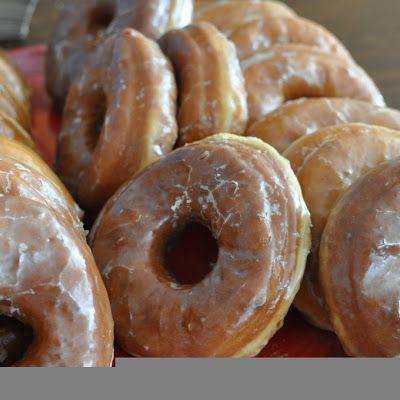Amish Doughnuts @keyingredient #bread