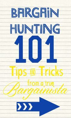 Bargain Hunting 101 | How to bargain shop | How to be a bargainista | Target clearance schedule | Bargain Hunt | Hobby Lobby discount | www.therefurbishedlife.com