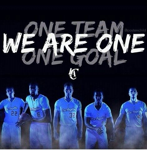 We are one #laclippers