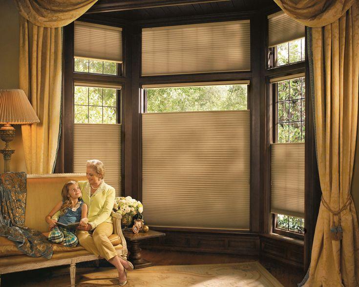 HunterDouglas Duette window shadings