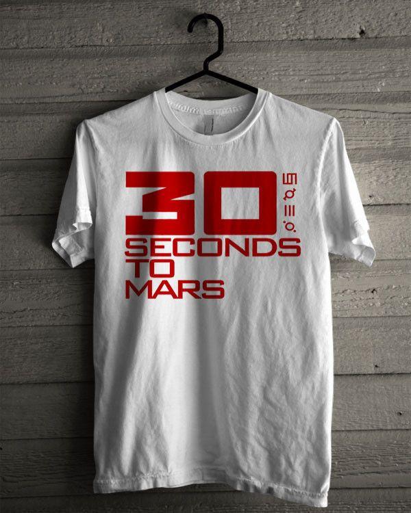 30 Seconds to Mars Logo Shirt | T-shirt