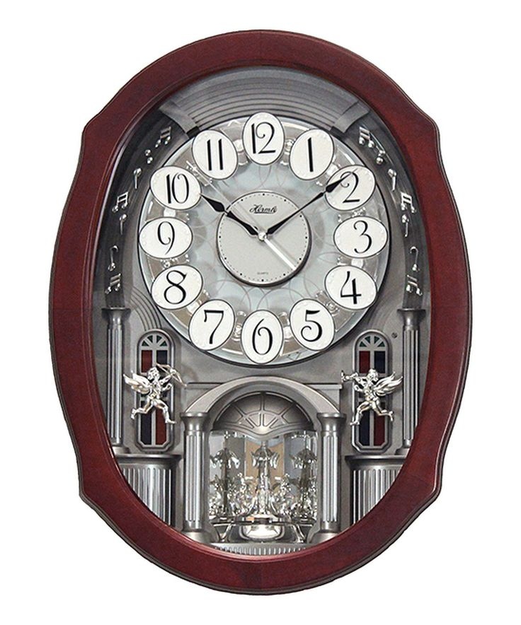 Love this Clara Clock by Hermle on #zulily! #zulilyfinds