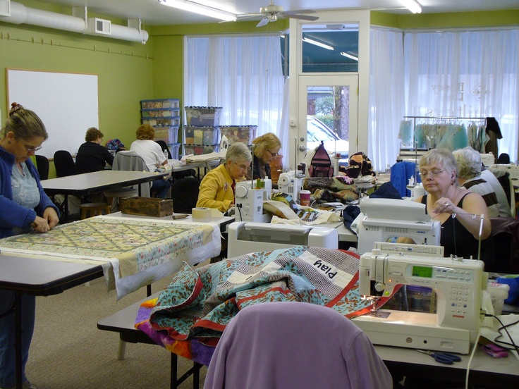 Good Times Weekend at Honey Run Quilters