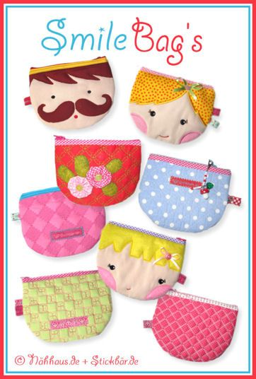 super cute ITH bags designs