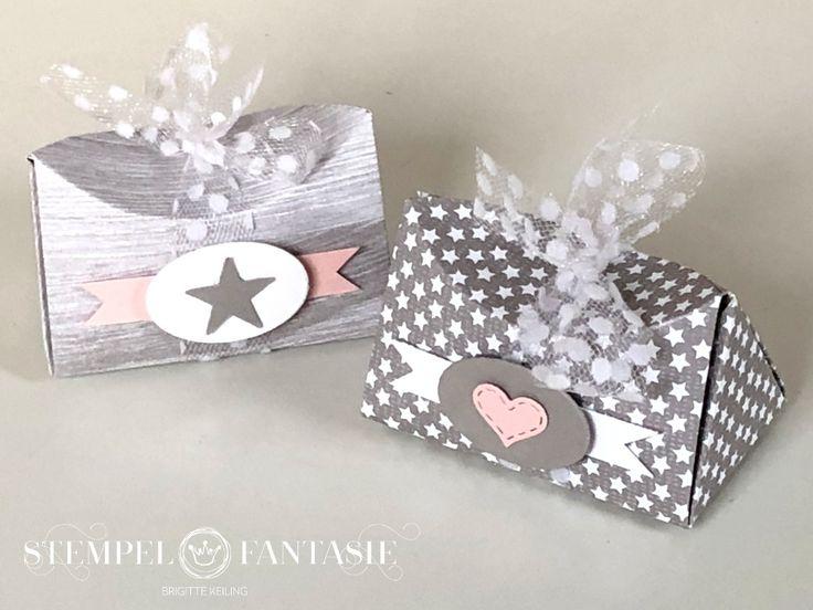 """Geschenkebox 🎀 (mit Anleitung """"YouTube"""")・☆…"""