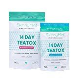 SkinnyMint 14 Day Starter Teatox  Herbal Weight Loss Tea  Natural Weight Loss Body Cleanse and Appetite Control
