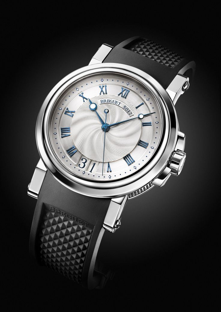 Breguet Marine 5817 watch by Breguet on www.presentwatch.com