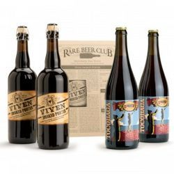 Rare Beer of the Month Club 4 Bottle 2 Months