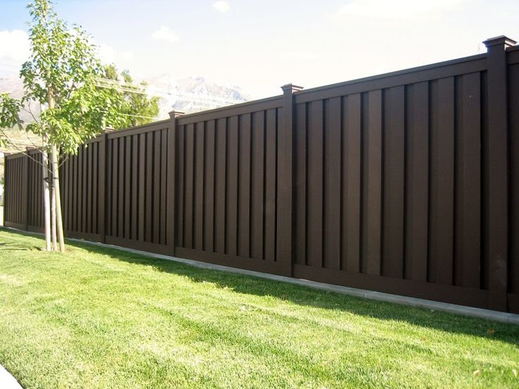 Best 25+ Composite Fencing Ideas On Pinterest