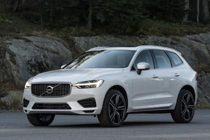 New Volvo XC60 ride review