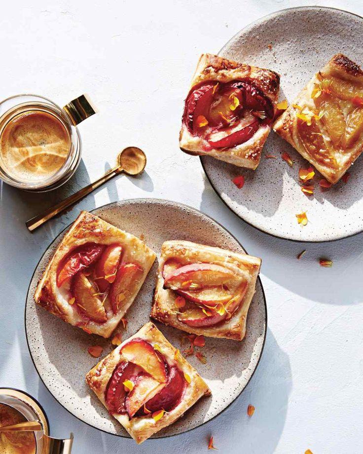 puff pastry fruit tart mr fruit