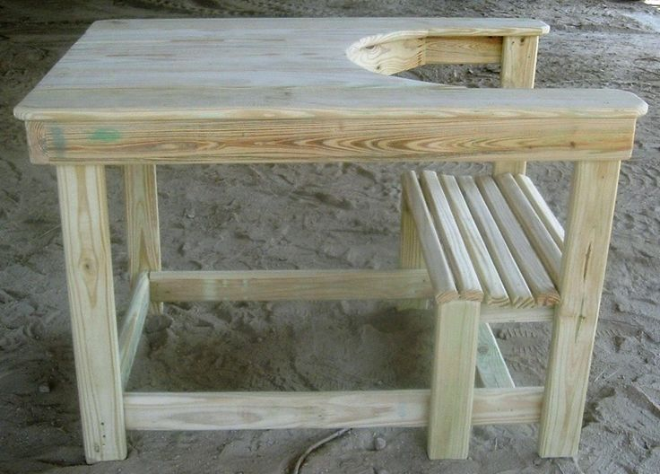Shooting Bench Rest Table Diy Things To Build Shooting