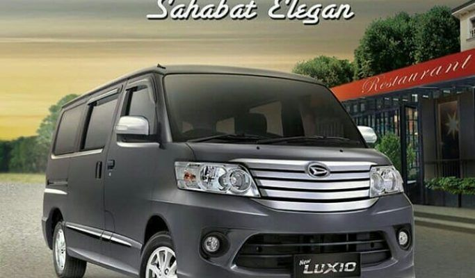 Tipe Dan Harga Daihatsu Luxio Tipe Harga Luxio 1 5 D M T Mc Rp