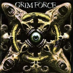 """GRIM FORCE """"Circulation To Conclusion"""" [CD, 2000]"""